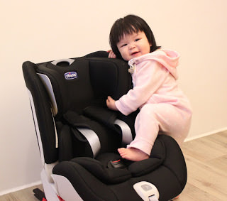 [Q]Chicco Seat up 012 Isofix安全汽座開箱